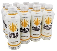 Detox Water - Bioactive Aloe Waters Box Mangaloe - 12 Bottle(s)
