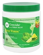 Vibrant Health - Convida Jugo Verde Greens Powder Natural Pineapple-Lime - 6.2 oz.