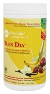 Vibrant Health - Convida Buen Dia Nutritional Breakfast Smoothie Supplement Natural French Vanilla - 11.9 oz.