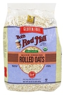Bob's Red Mill - Organic Quick Cooking Rolled Oats - 32 oz.