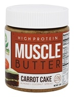 You Fresh Naturals - High Protein Muscle Butter Carrot Cake Almond + Coconut - 12 oz.