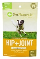 Pet Naturals of Vermont - Hip + Joint Treats For Dogs of All Sizes - 60 Chew(s)