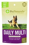 Pet Naturals of Vermont - Daily Multi For Dogs of All Sizes - 30 Chew(s)