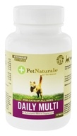 Pet Naturals of Vermont - Daily Multi For Cats of All Sizes - 60 Tablet(s)