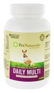 Pet Naturals of Vermont - Daily Multi For Dogs of All Sizes - 60 Tablet(s)