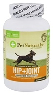 Pet Naturals of Vermont - Hip + Joint For Dogs of All Sizes - 60 Chewable Tablets