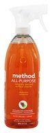 Method - All-Purpose Surface Cleaner Naturally Derived Clementine - 28 oz.