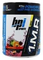 BPI Sports - 1 M.R Ultra Concentrated Pre-Workout Powder - 30 Servings Fruit Punch - 240 Grams