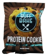Buff Bake - Protein Cookie Chocolate Chip Peanut Butter - 2.82 oz.