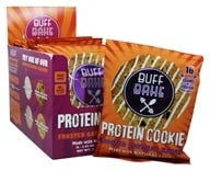 Buff Bake - Protein Cookie Frosted Oatmeal Raisin - 12 Cookies