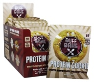 Buff Bake - Protein Cookie White Chocolate Peanut Butter - 12 Cookies