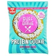 Buff Bake - Protein Cookie Birthday Cake - 2.82 oz.