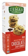 Zema's Madhouse Foods - Mini Ancient Whole Grain Cookies Chocolate Chip - 5 oz.