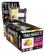 Trailnuggets - All Natural Energy Bars Box Just Beet It! - 12 Bars