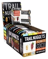 Trailnuggets - All Natural Energy Bars Box Peanut CoCo Apocalypse - 12 Bars