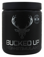 Creative Concept Labs - Bucked Up Pre-Workout Non-Stimulant 30 Servings Pink Lemonade - 0.56 lbs.