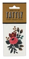Tattly - Designy Temporary Tattoos Rosa - 2 Piece(s)
