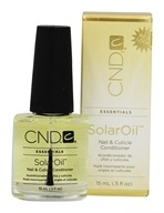 Creative Nail Design - Solar Oil Nail & Cuticle Conditioner - 0.5 oz.