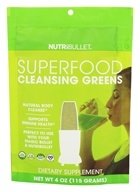 NutriBullet - Superfood Cleansing Greens - 4 oz.