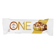 ISS Research - OhYeah! One Bar Cinnamon Roll - 2.12 oz.