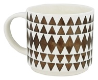 Now Designs - Mug Bronze Geo