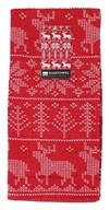 Now Designs - 100% Cotton Jacquard Dish Towel Sweater Weather - 1 Towel(s)