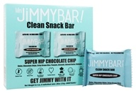 JimmyBar - Mini Clean Snack Bar Super Hip Chocolate Chip - 8 Bars