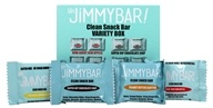 JimmyBar - Mini Clean Snack Bar Variety Pack - 8 Bars