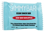 JimmyBar - Mini Clean Snack Bar How 'Bout Dem Apples - 0.8 oz.