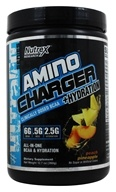 Nutrex - Amino Charger +Hydration Clinically Dosed BCAA Peach Pineapple - 12.7 oz.