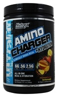 Nutrex - Amino Charger +Hydration Clinically Dosed BCAA MangoBerry Lemonade - 14.1 oz.