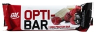 Optimum Nutrition - Opti-Bar High Protein Bar White Chocolate Raspberry - 2.1 oz.