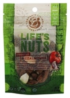 Organic Living Superfoods - Life's Nuts Sprouted Pizzalmonds - 1.4 oz.
