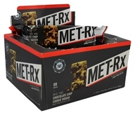 MET-Rx - Big 100 Meal Replacement Bars Chocolate Chip Cookie Dough - 9 Bars