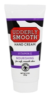 Udderly Smooth - Nourishing Hand Cream with Vitamin E - 2 oz.