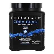 Performix - Crea-Bead Multi-Phase Creatine 45 Servings Unflavored - 10 oz.
