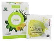 Aloha - Clean Organic Herbal Tea - 15 Tea Bags