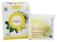 Aloha - Energy Organic Herbal Tea - 15 Tea Bags