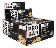 Pro Bar - Core Protein Bars Box Cookie Dough - 12 Bars