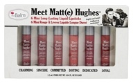 theBalm - Mini Long-Lasting Liquid Lipsticks - 6 Pack