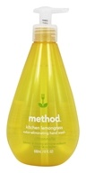 Method - Hand Wash Odor-Eliminating Kitchen Lemongrass - 18 oz.