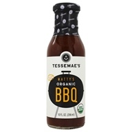 Tessemae's - All Natural Organic Matty's BBQ Sauce - 10 oz.