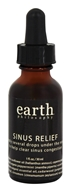 Earth Philosophy - Wellness Blend Sinus Relief Oil - 1 oz.