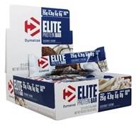Dymatize Nutrition - Elite Protein Bar Coconut Creme - 12 Bars