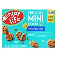 Enjoy Life Foods - Crunchy Minis Cookies Chocolate Chip - 6 Pack(s)