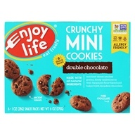 Enjoy Life Foods - Crunchy Minis Cookies Double Chocolate - 6 Pack(s)