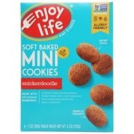 Enjoy Life Foods - Soft Baked Minis Cookies Snickerdoodle - 6 Pack(s)