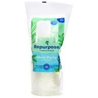 Repurpose - Plant Based Cold Cups 12 oz. - 20 Count