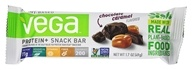 Vega - Protein+ Snack Bar Chocolate Caramel - 1.7 once.