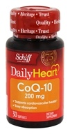 Schiff - CoQ-10 200 mg. - 30 Softgels